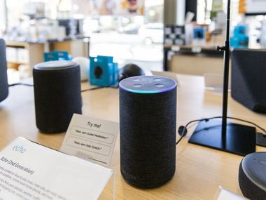Користувачів голосового помічника від Amazon підслуховують
