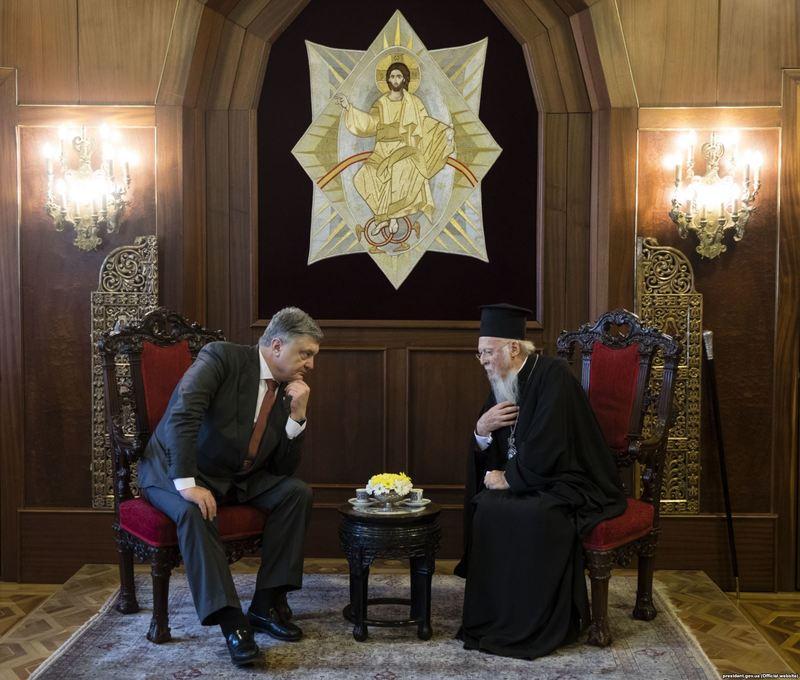 Собор єпископів УПЦ у США підтримує надання автокефалії українській церкві