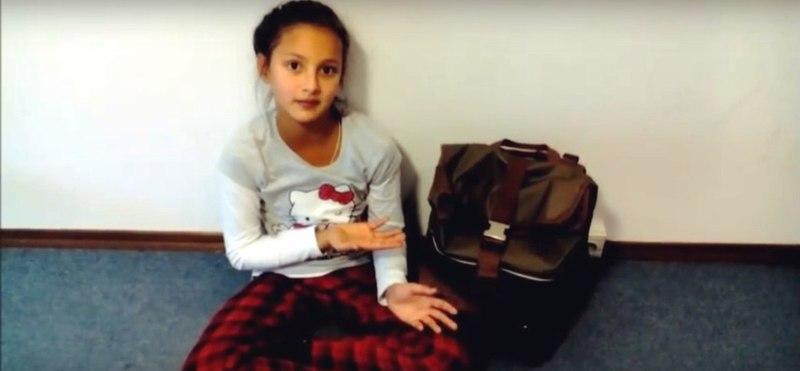 10-річна українська винахідниця перемогла у конкурсі стартапів