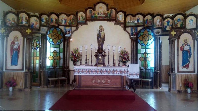 У Бразилії відкрили ще одну українську церкву