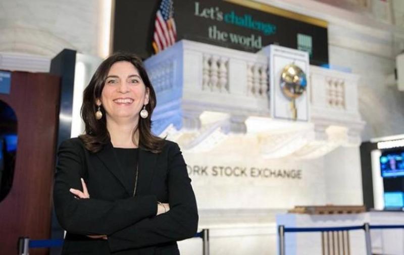 Нью-Йоркську фондову біржу вперше очолила жінка
