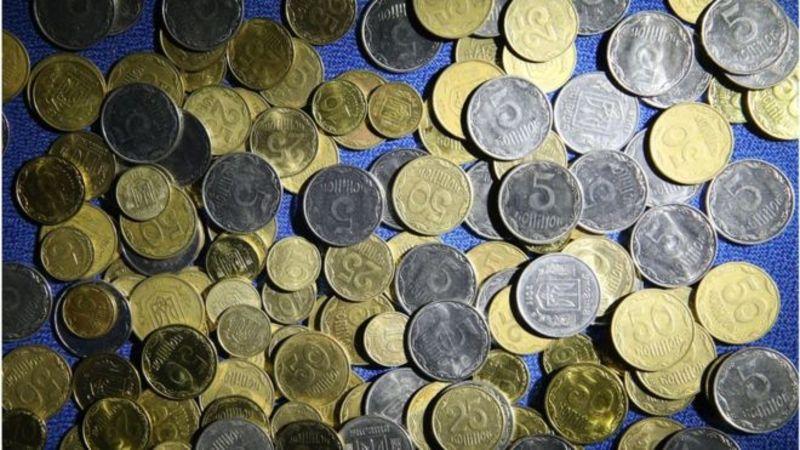 НБУ відмовляється від дрібних монет: як заокруглюватимуть решту