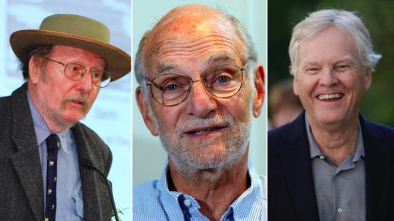 Американські дослідники отримали Нобелівську премію
