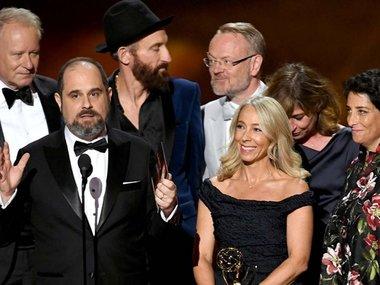 """Серіал """"Чорнобиль"""" отримав премію Еммі"""