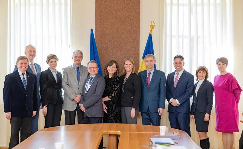 США та Україна розширять партнерство з урядових комунікацій