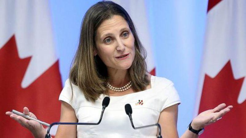 Канада допоможе Україні боротися з пропагандою під час виборів