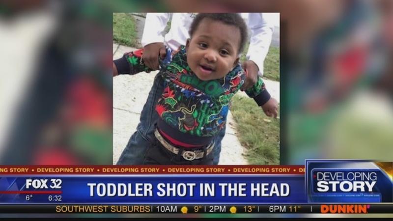 У Чикаго стріляли в однорічного хлопчика