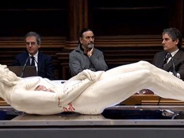 В Італії зробили 3D-копію Ісуса з Туринської плащаниці