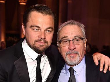 Леонардо Ді Капріо та Роберт де Ніро зіграють у новому фільмі Скорсезе
