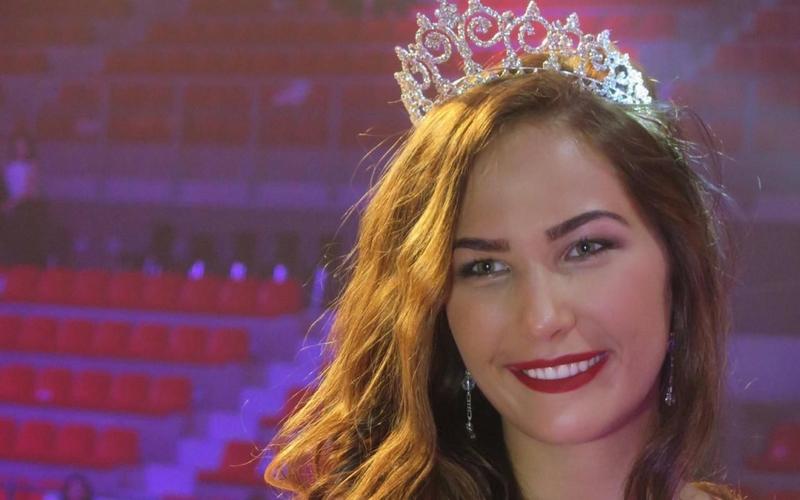 Українка позмагається за титул Міс Франція-2017