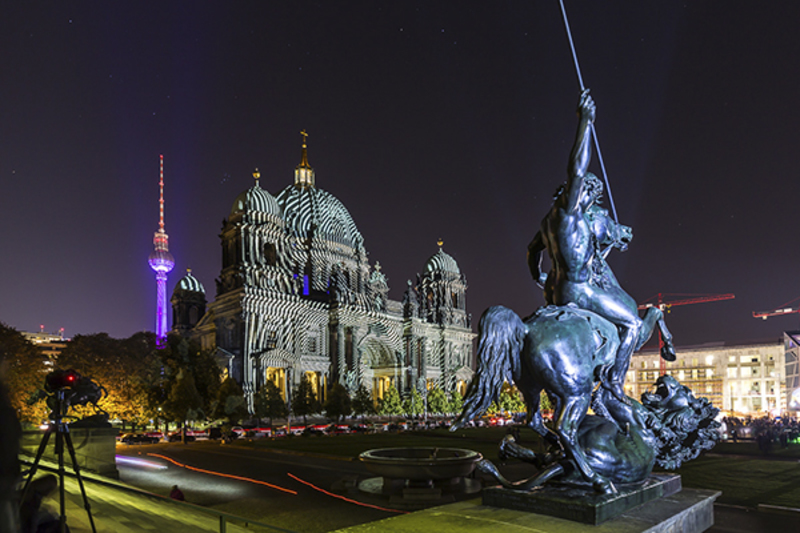 Українці перемогли на Фестивалі світла у Берліні (відео)