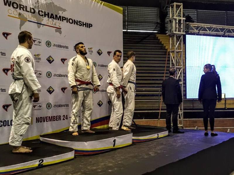 Українець став чемпіоном світу з джіу-джитсу