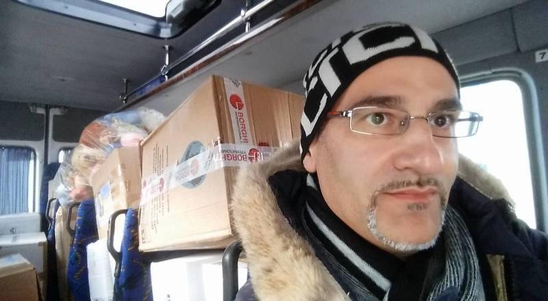 Італія направила в Україну 16 тонн гуманітарної допомоги