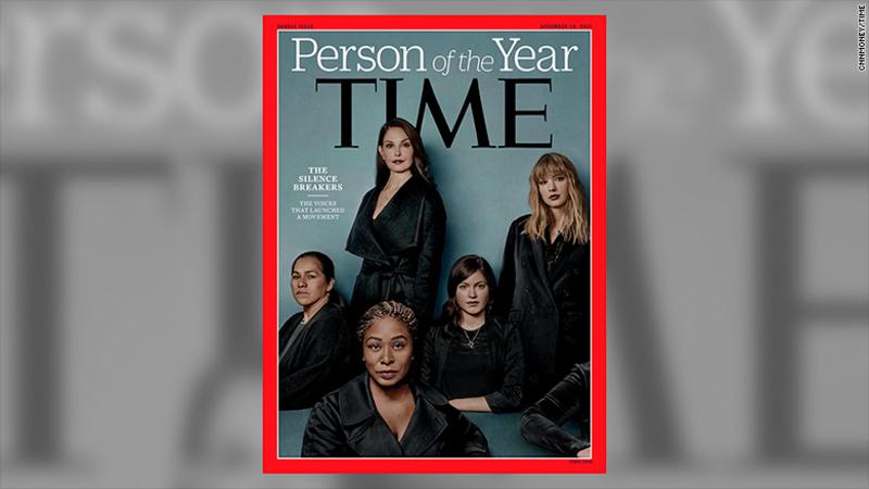 Журнал Time назвав «Людину року»