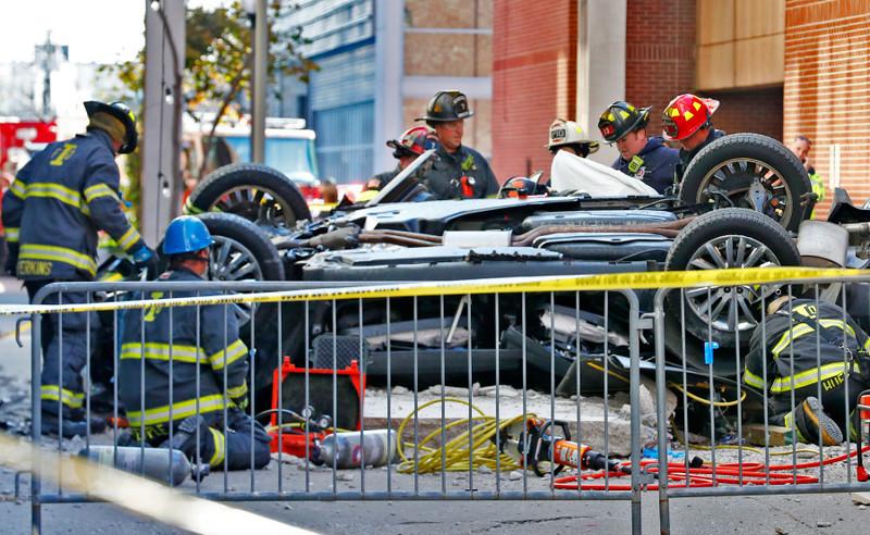 Подружжя з Іллінойсу загинуло під час паркування