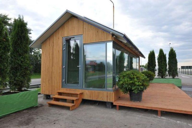 Українці створили будинок, для життя в якому не потрібні газ і вода