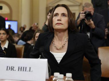 Гілл закликала конгресменів не вірити російським оповідкам про Україну