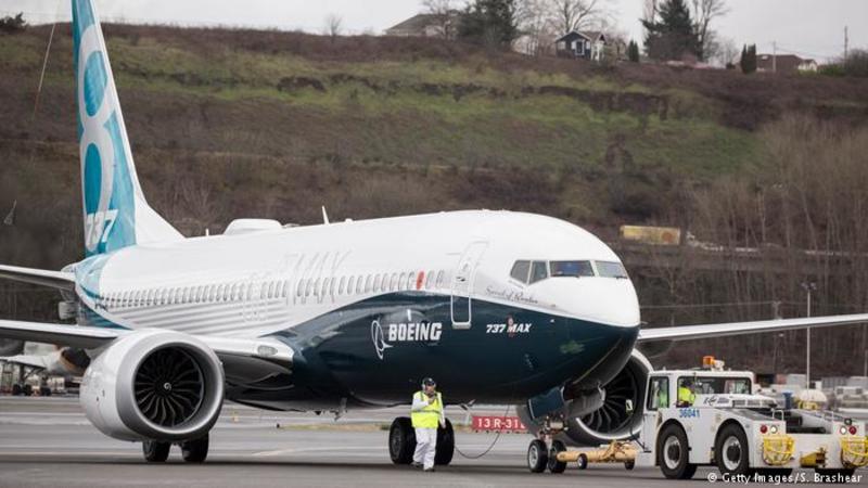 Україна також призупинила польоти Boeing 737 MAX 8