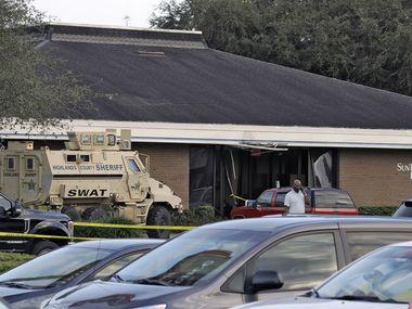 У Флориді юнак відкрив стрілянину в банку