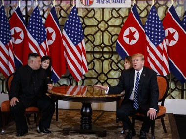 Підсумки зустрічі Дональда Трампа та Кім Чен Ина