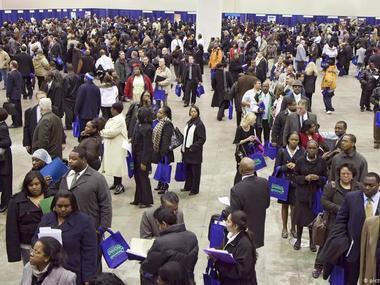Рівень безробіття в США є найгіршим з часів Великої депресії