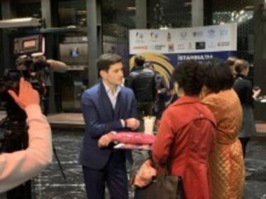 В Стамбулі вперше й з аншлагами пройшли Дні українського кіно