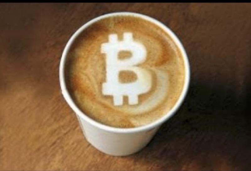Заплатити за каву біткоінами: скоро це стане можливим