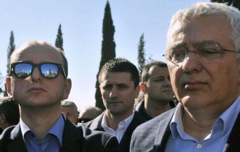 В Чорногорії двох російських агентів засудили за спробу перевороту