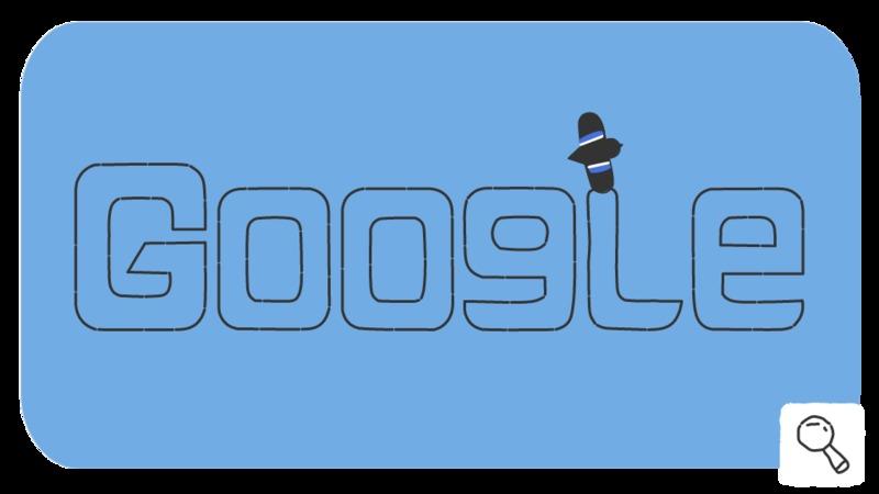 Гугл присвятив дудл відкриттю зимової Олімпіади у Пхьончхані