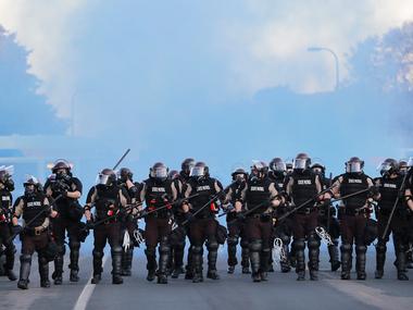 Протести  США: у 25 містах ввели комендантську годину