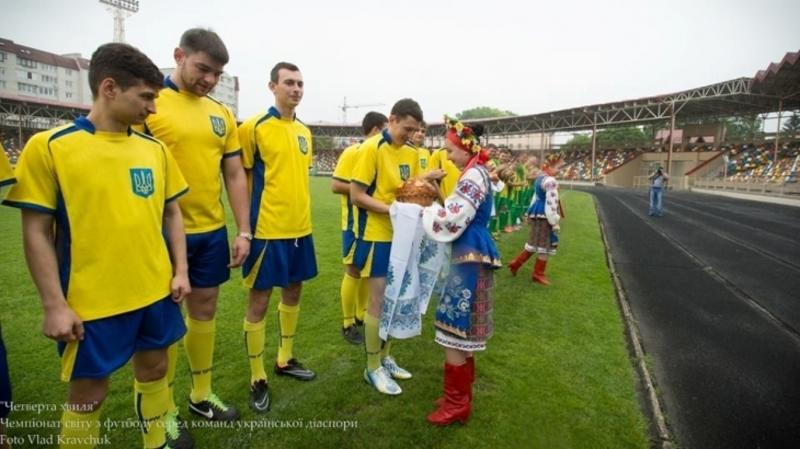 Невдовзі пройде чемпіонат світу з футболу серед української діаспори