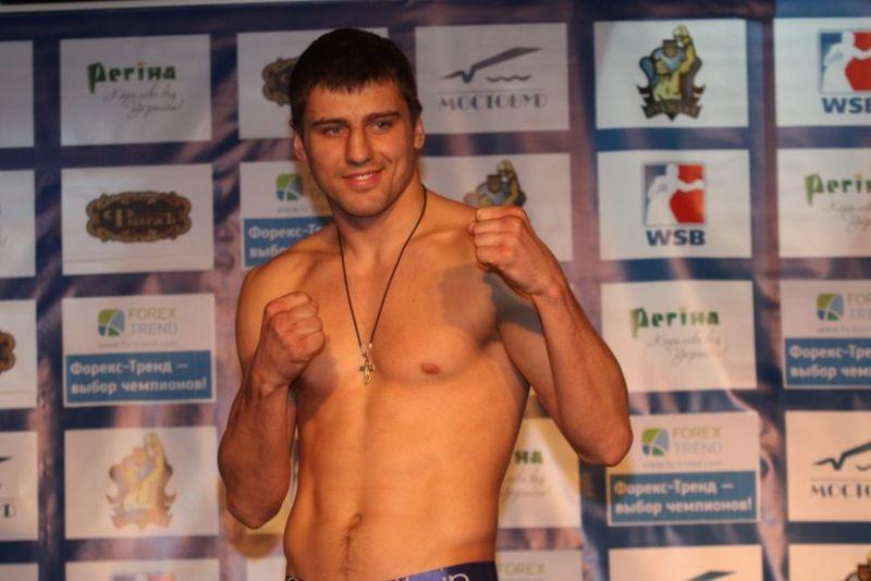 Український боксер захистив титул чемпіона NABF