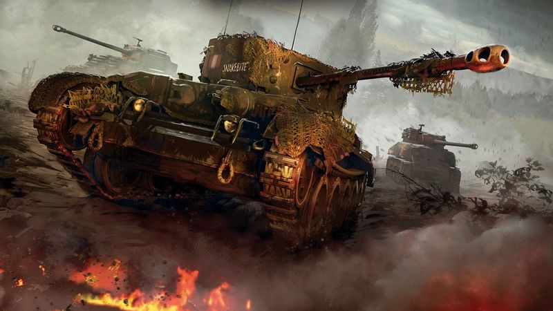 Під Києвом зняли рекламу для World of Tanks