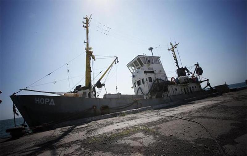 """Москва заявила про право на """"жорстку відповідь"""" Україні  за арешт судна """"Норд"""""""