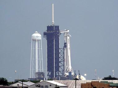 Запуск космічного корабля SpaceX знову опинився під загрозою зриву