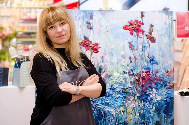 У Нью-Йорку презентують роботи української художниці