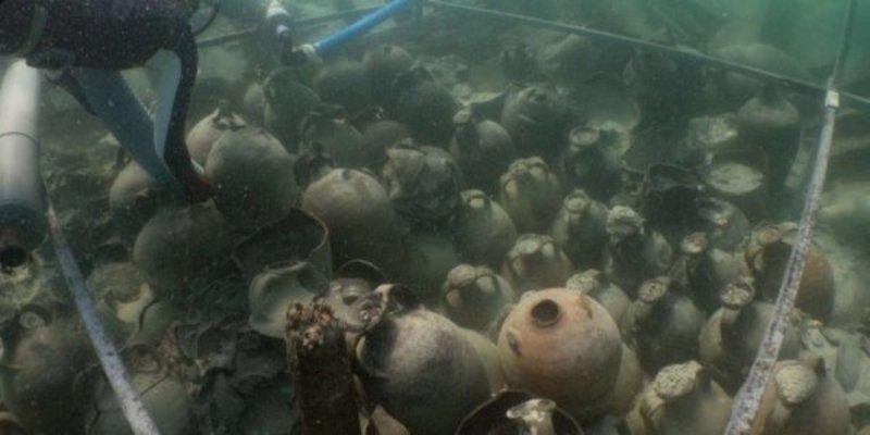 На узбережжі Майорки знайшли затонуле давньоримське судно