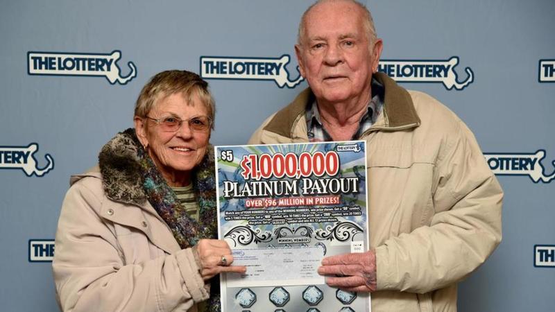 Чоловік і дружина з Массачусетсу виграли по $1 млн кожен