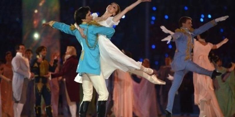 At Bolshoi, World Ballet Stars Dance for Ukraine