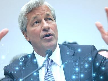 Банк JP Morgan оголосив про випуск власної криптовалюти