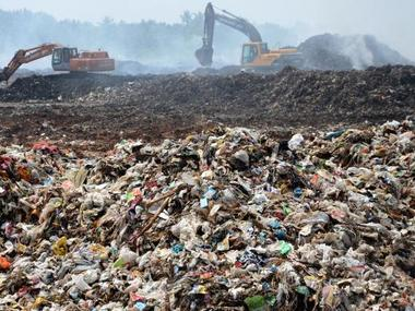 UK corporation to build waste recycling plant in Dnipro