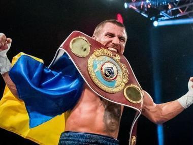 Українця визнано найкращим боксером світу незалежно від вагових категорій