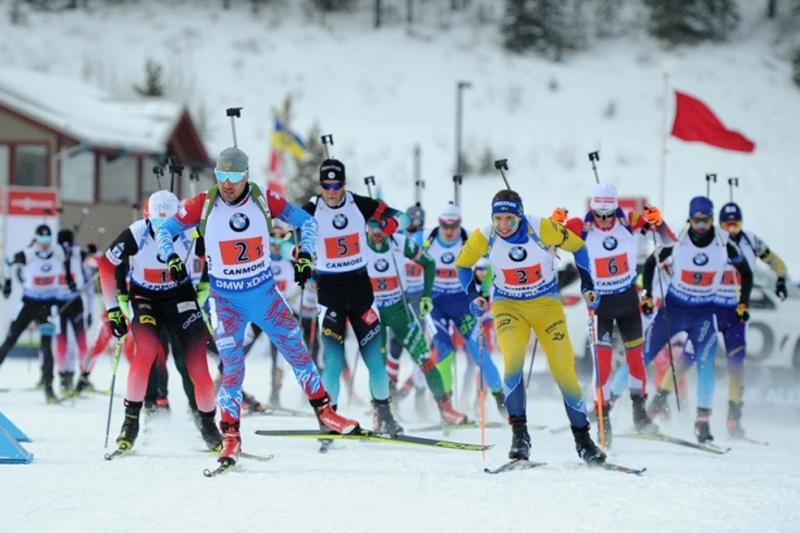 Збірна України потрапила до десятки найкращих медального заліку ЧС з біатлону