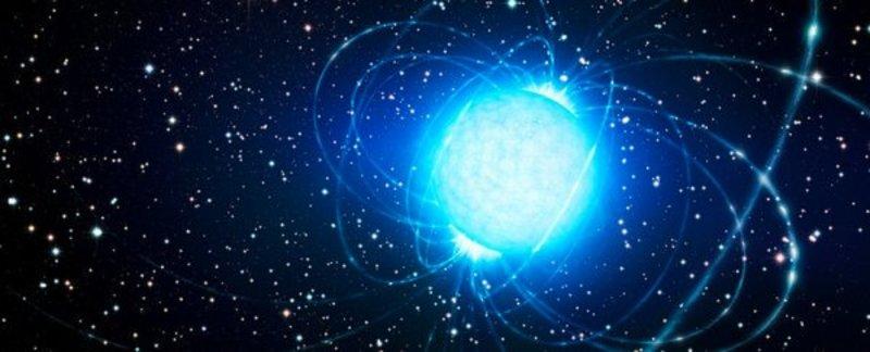 Поблизу Сонця прокинулася рідкісна зірка-магнітар