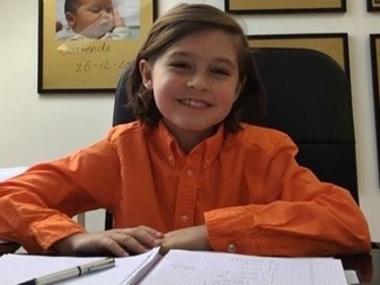 У Нідерландах дев'ятирічний хлопчик отримає університетський диплом