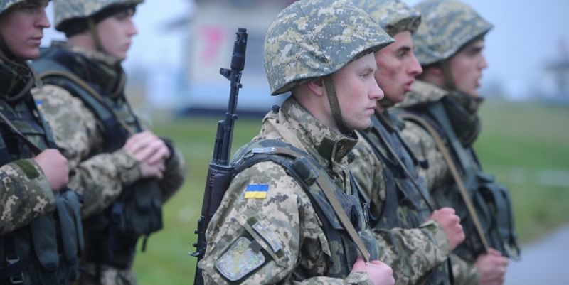Over 2300 Ukrainian soldiers died in Donbas conflict