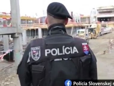 Облава на заробітчан у Словаччині: оприлюднено відео від поліції
