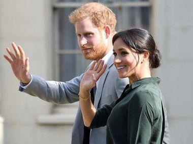 Принц Гаррі і Меган Маркл втратили свій королівський титул