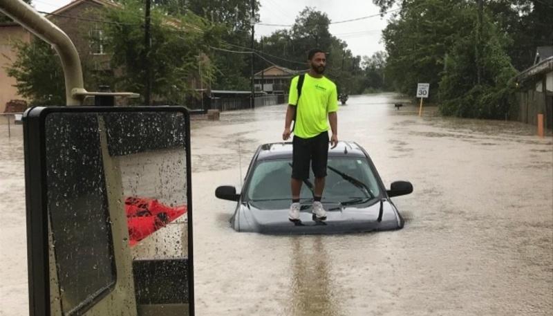 У Техасі вирує тропічний ураган Імельда, є загиблі