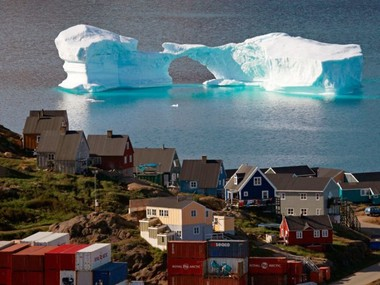Гренландія почала танути в сім разів швидше